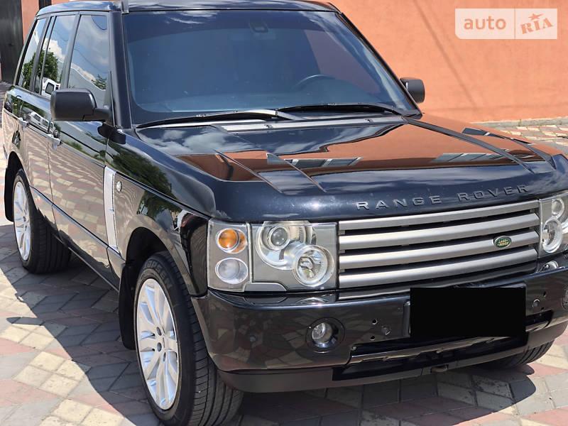 Унiверсал Land Rover Range Rover 2003 в Чернівцях