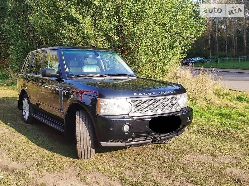 Внедорожник / Кроссовер Land Rover Range Rover 2008 в Киеве