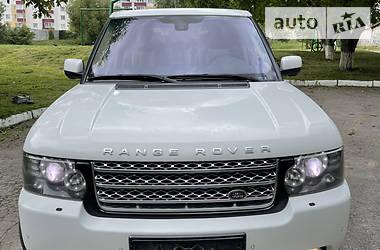 Позашляховик / Кросовер Land Rover Range Rover 2011 в Хмельницькому