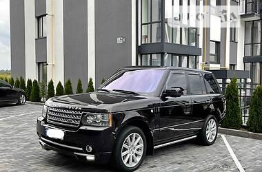 Внедорожник / Кроссовер Land Rover Range Rover 2010 в Луцке