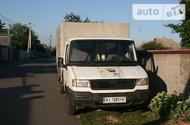 LDV Convoy груз.-пасс. 2005 в Борисполе