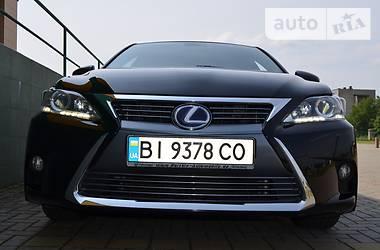 Lexus CT 200H 2011 в Мукачево