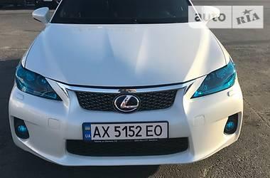 Lexus CT 200H 2011 в Харькове