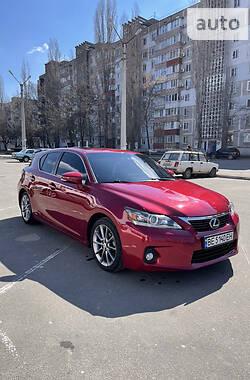 Lexus CT 200h 2011 в Николаеве