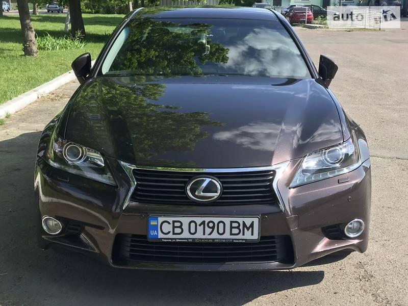 Lexus GS 2012 року в Чернігові