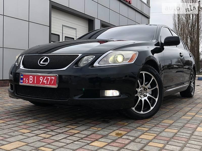 Lexus GS 2006 года