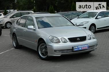 Lexus GS 300 2001 в Кривом Роге