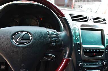 Седан Lexus GS 300 2007 в Львове