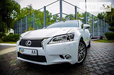 Lexus GS 350 AWD Luxury 2012