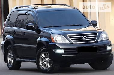 Lexus GX Restail 2008
