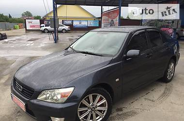 Lexus IS 200 2000