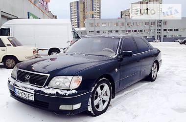 Lexus LS 400 UCF20  1998