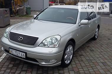 Lexus LS 430 2002 в Луцке