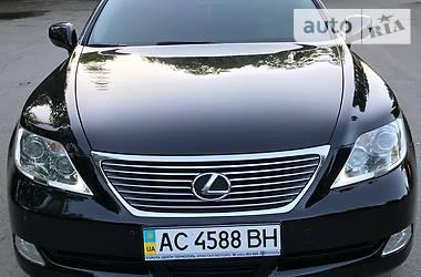 Lexus LS 460 2009