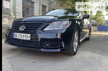 Lexus LS 460 2009 в Николаеве