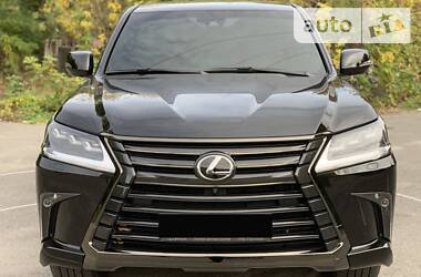Lexus LX 450d 2020 в Днепре