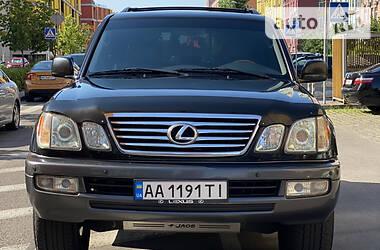 Lexus LX 470 2006 в Киеве