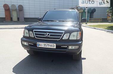 Позашляховик / Кросовер Lexus LX 470 2005 в Києві