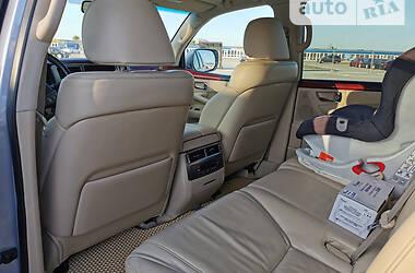 Позашляховик / Кросовер Lexus LX 570 2008 в Одесі