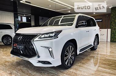 Позашляховик / Кросовер Lexus LX 570 2019 в Києві