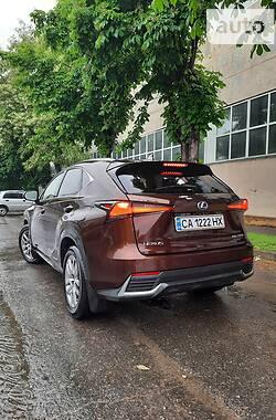 Внедорожник / Кроссовер Lexus NX 300h 2018 в Черкассах