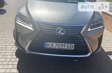 Позашляховик / Кросовер Lexus RX 200t 2016 в Чернівцях