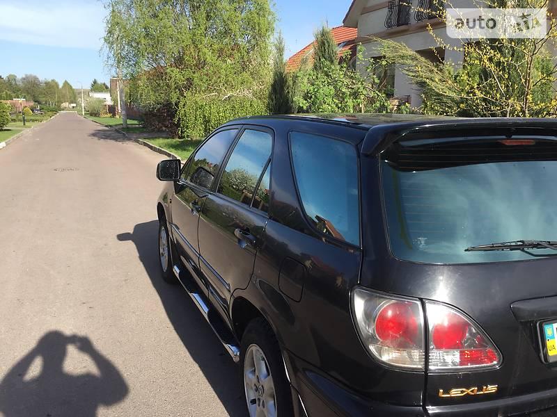 Lexus RX 300 2002 в Ровно