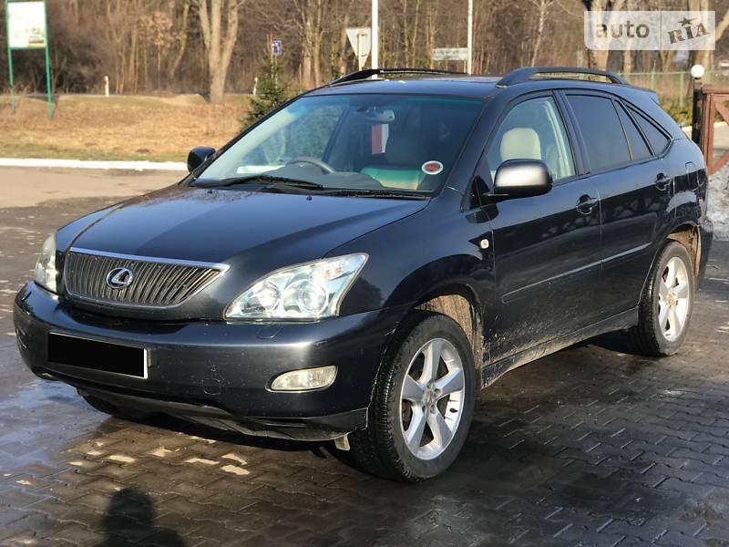 Lexus RX 2006 року в Львові