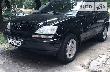 Lexus RX 300 2001 в Черновцах