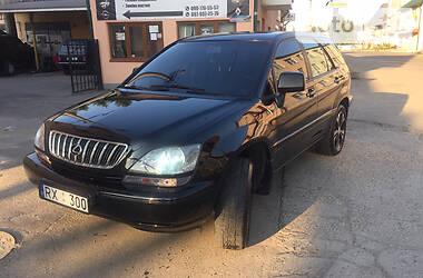 Lexus RX 300 2002 в Черновцах