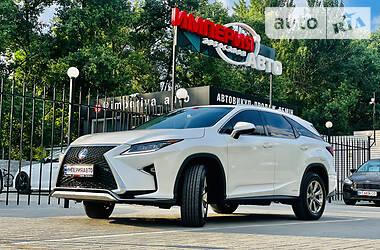 Внедорожник / Кроссовер Lexus RX 450h 2018 в Херсоне