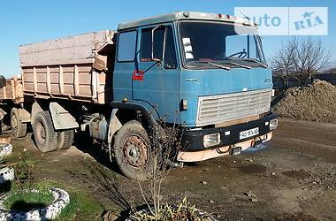ЛиАЗ 110 1989 в Мукачево