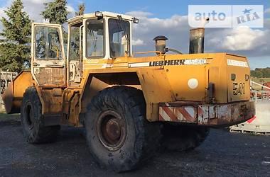 Liebherr 541 1991 в Бурштыне