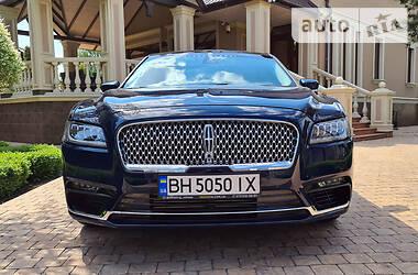 Lincoln Continental 2017 в Одесі