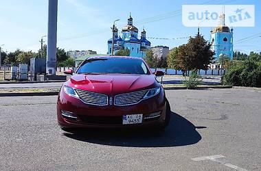 Седан Lincoln MKZ 2013 в Кривом Роге