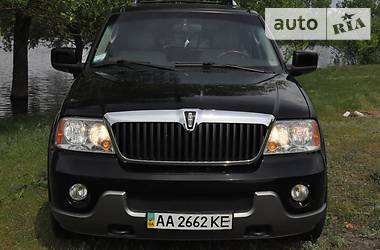 Lincoln Navigator 2004 в Киеве