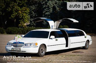Lincoln Town Car 2002 в Одессе
