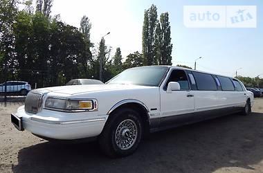 Lincoln Town Car 1995 в Николаеве