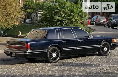 Lincoln Town Car 1994 в Киеве