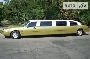 Lincoln Town Car 2000 в Николаеве