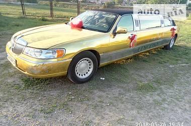 Lincoln Town Car 2000 в Черкассах