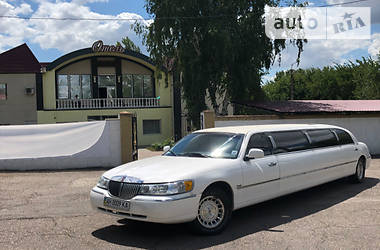 Lincoln Town Car 1999 в Краматорске