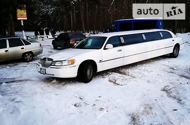 Лимузин Lincoln Town Car 1999 в Вознесенске
