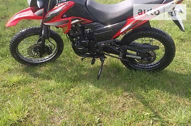 Мотоцикл Кросс Loncin LX 2019 в Сарнах
