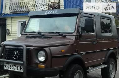 ЛуАЗ 1302 1985 в Остроге