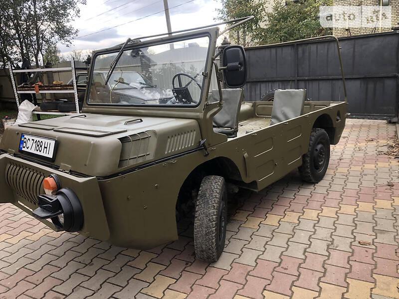 ЛуАЗ 967 1986 в Львове
