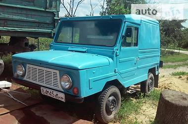 ЛуАЗ 968 1978 в Томашполе