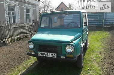 ЛуАЗ 968 1985 в Кропивницком