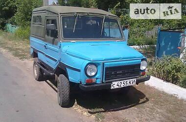 ЛуАЗ 968 1983 в Новоархангельске