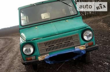 ЛуАЗ 969 Волынь 1987 в Лохвице